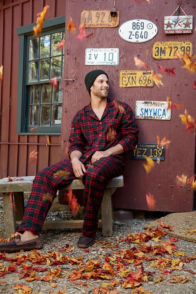 Murray Plaid Men's Flannel