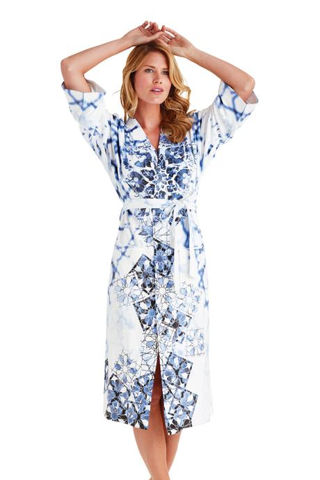 Casablanca Long Robe