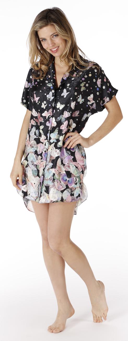 Flutter Short Robe