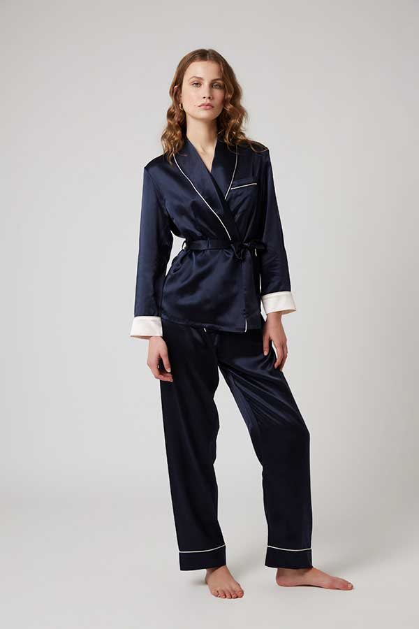 French Navy Pajama