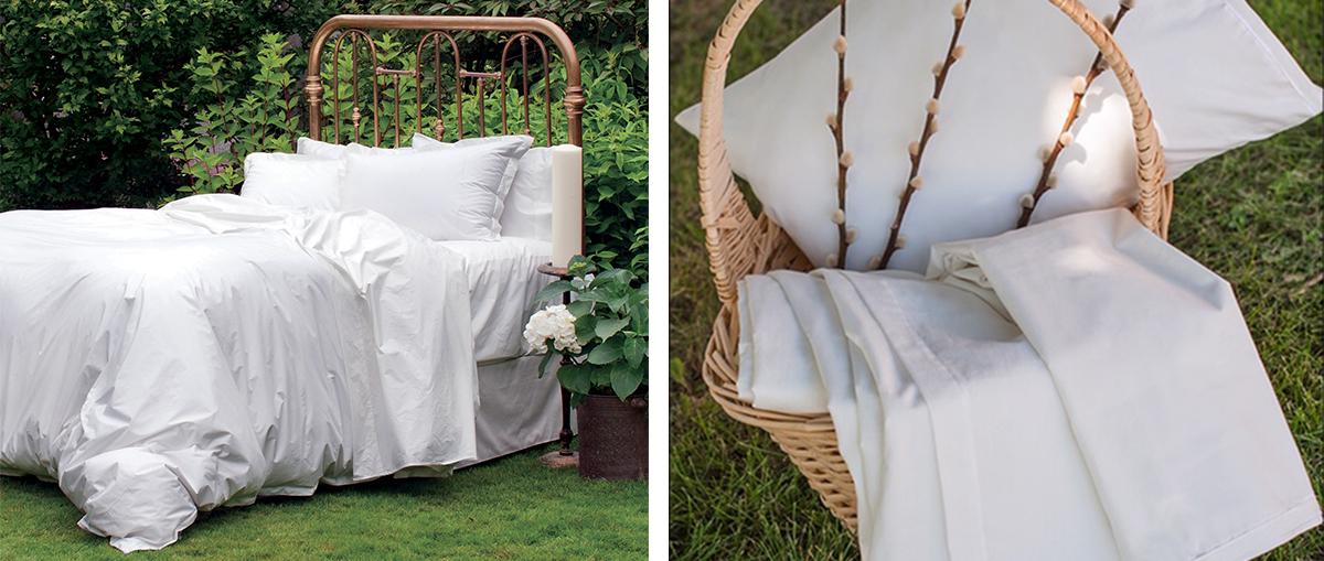 Sleep Well with Sustainable Bedding