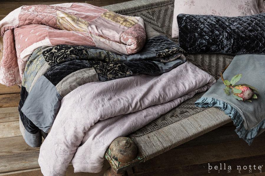 Sophia Patchwork Comforter